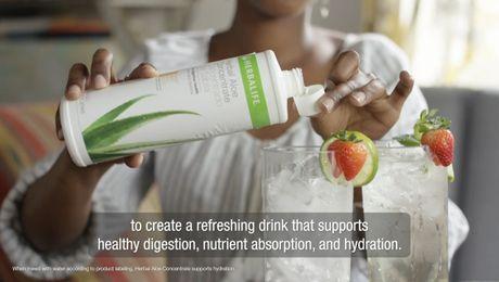 Product Benefits - Aloe