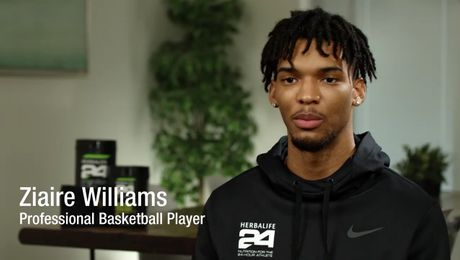 Ziaire Williams Post Draft Video