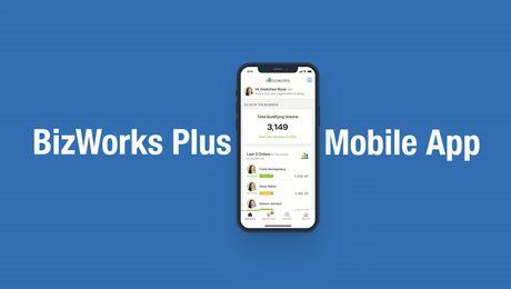 BizWorks Plus Mobile App