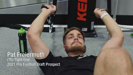 2021 Pro Football Draft Prospects: Pat Freiermuth
