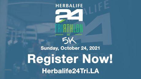 Herbalife24 Triathlon Registration Video