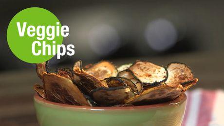 Veggie Chips Recipe