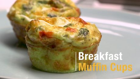 Breakfast Muffin Cups