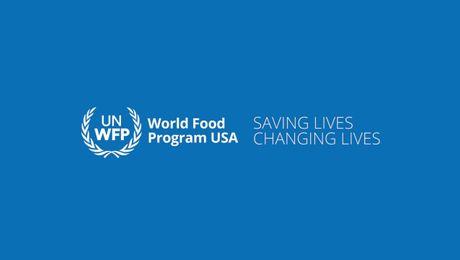 Thank you from Barron Segar, WFP USA