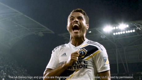 2021 LA Galaxy Sponsorship Video