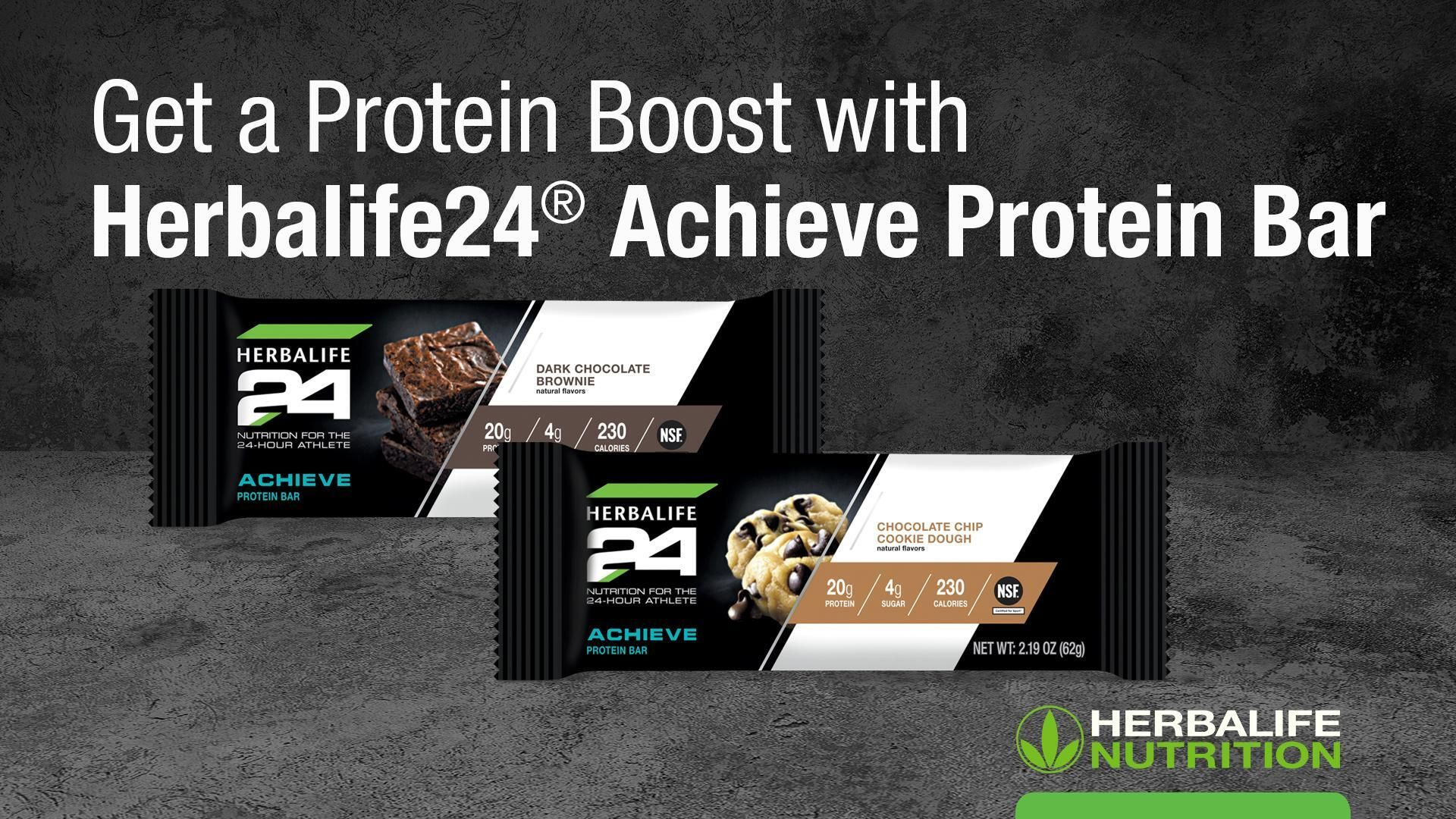 Herbalife24®  Achieve: Know the Products