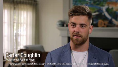 Carter Coughlin - Biography
