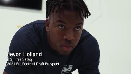 2021 Pro Football Draft Prospects: Jevon Holland
