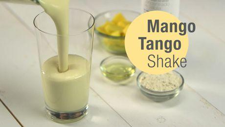 Mango Tango Shake Recipe