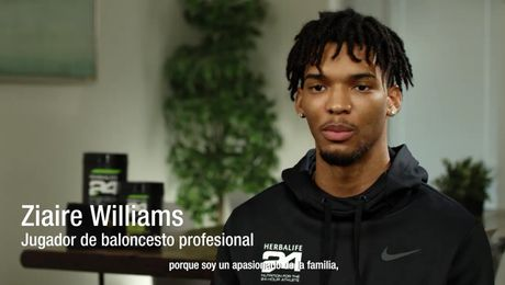 Video post draft de Ziaire Williams