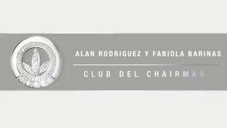 Nuevos miembros del Club del Chairman: Alan y Fabiola