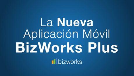 Video de adelanto de la aplicación móvil BizWorks Plus