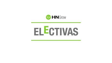 Electivas de HN Grow