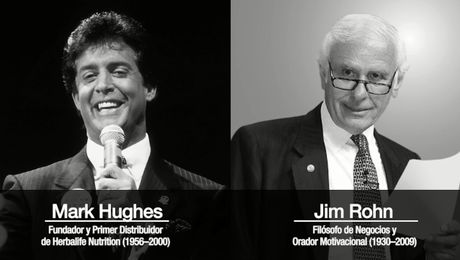 Honramos el legado de Mark Hughes y Jim Rohn