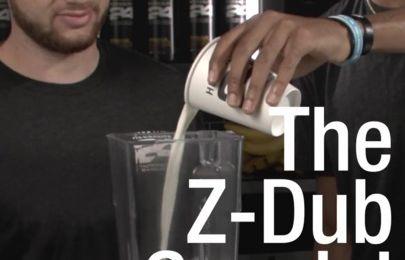 Video de receta de Ziaire Williams