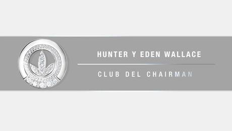 Las nuevas adiciones al Club del-Chairman: Hunter y-Eden