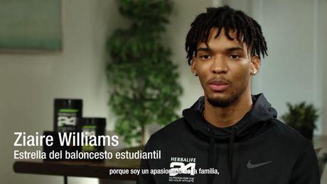 Video pre draft de Ziaire Williams