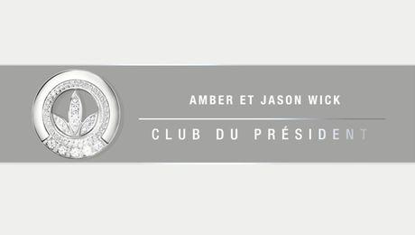 Nouveaux membres CC Amber & Jason Wick