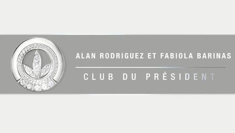Nouveaux membres du Club du président : Alan et Fabiola