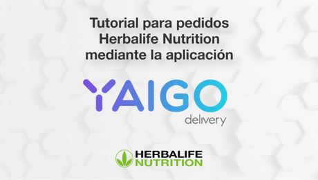 Vídeo Tutorial YAIGO Delivery