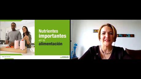 Nutrientes en la Alimentación.