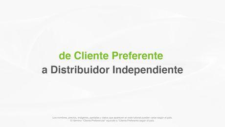 Cómo convertirte en Distribuidor Independiente