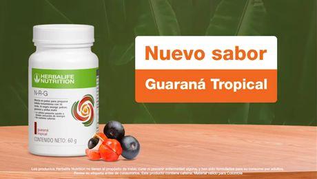 NRG Guaraná Tropical