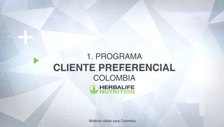 ¿Qué es el Programa de Cliente Preferencial?