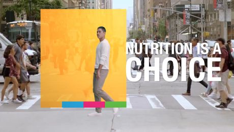Strength is a Choice. Choose Herbalife Nutrition