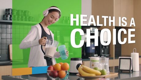 Nutrition is a Choice. Choose Herbalife Nutrition