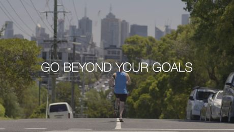Go Beyond Your Goals