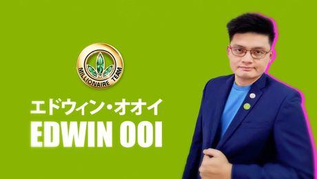 【海外で活躍するGenHメンバー】エドウィン・オオイさん