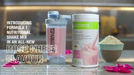 Formula 1 Nutritional Shake - Rose Kheer