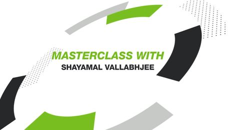 Herbalife Nutrition and IIS Presents Masterclass with Shayamal Vallabhjee