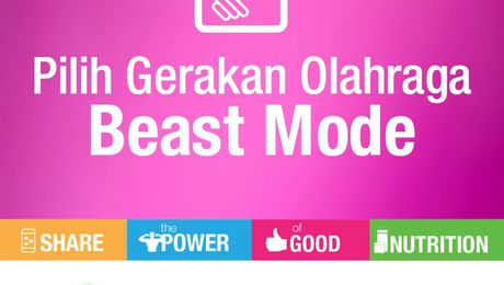 SPGN 2021 - Panduan Latihan Beast Mode