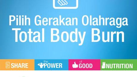 SPGN 2021 - Panduan Latihan Total Body Burn