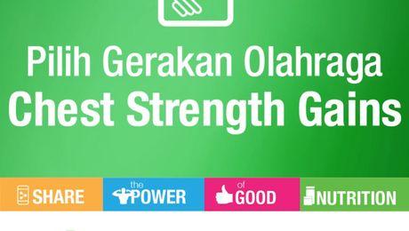 SPGN 2021 - Panduan Latihan Chest Strength Gains