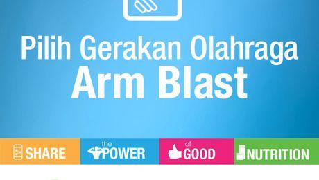 SPGN 2021 - Panduan Latihan Arm Blast