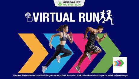 Testimonial Partisipan Herbalife Nutrition Virtual Run 2020