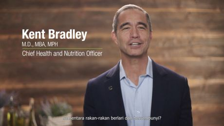 Hidden Hunger by Dr Kent Bradley - BM Subtitle