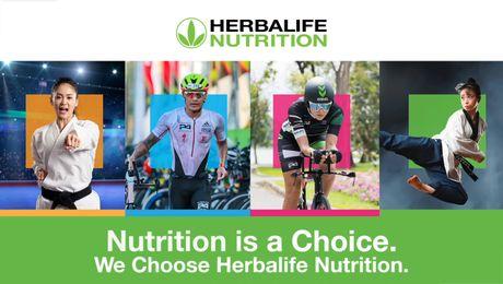 Herbalife Nutrition 亚太区运动健将