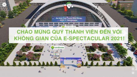 E-Spectacular 2021 | Hướng dẫn trải nghiệm Expo