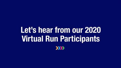 2021 APAC Virtual Run - Participants' Testimonials