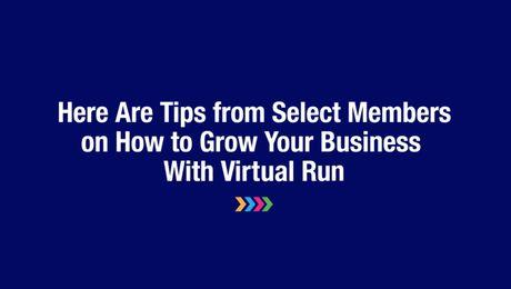 2021 APAC Virtual Run - Leaders' Testimonials
