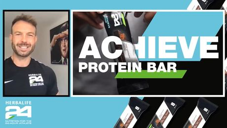 H24 Achieve Protein Bars Launch Call