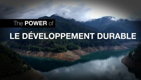 The Power of : Le développement durable