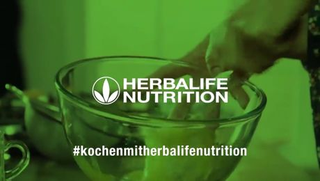 Herbalife Nutrition Kochshow April 2021