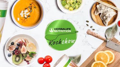 Herbalife Nutrition Kochshow März 2021