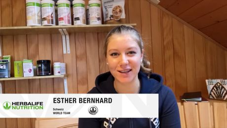 Inspiration - Esther Bernhard, World Team (SZ)
