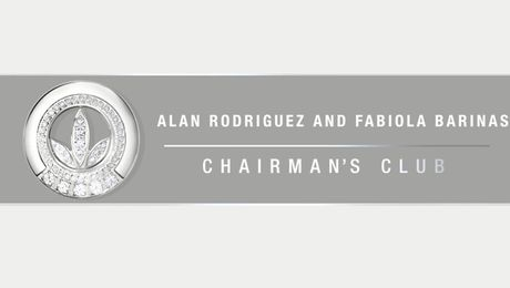 New Chairman's Club Members: Alan & Fabiola